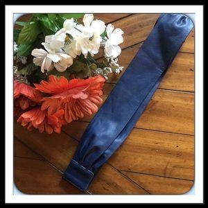H&M Blue Belt